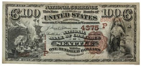 When Pacific Northwest Banks Printed Their Own Money