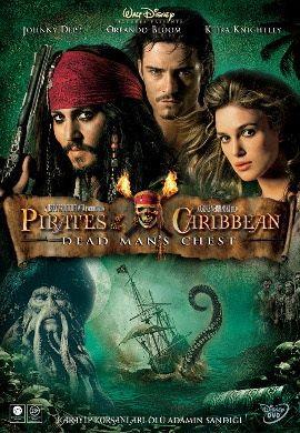 Bir kez daha kılıç savaşçısı korsanların dünyasına misafir oluyoruz. Kaptan Jack Sparrrow'un, Uçan Hollandalı'nın kaptanı Davy Jones'a kan borcu olduğu konusunda kendisine bir hatırlatma yapılır. Davy Jones, cehennemden çıkma mürettebatı ile bir hayalet geminin kaptanıdır. Jack, borcunu temizlemezse, Davy'nin kölesi olarak kalmaya mahkum olacaktır. Jack Sparrow'un içinden çıkamayacağı durum pek görülmediği üzere illa ki bir yol bulacaktır.