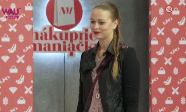 """Nákupné maniačky - Alexandra a """"Čipka"""""""