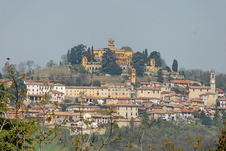 Feltrinelli Castle, Villadeati (Alessandria) Piemonte, Italia