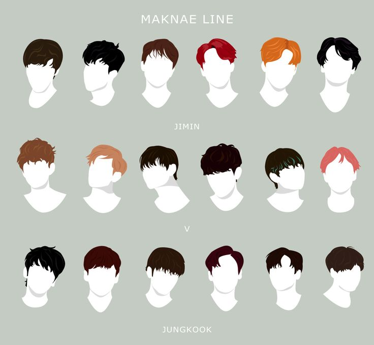 Hobiheartu Memorable Bts Hairstyles Through The Eras