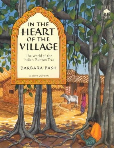 12 best books about trees for elementary students images on in the heart of the village the world of the indian banyan tree tree fandeluxe Choice Image