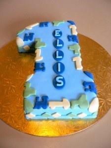 Big cake is good too