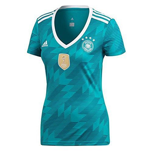 93a6bc0048bc7 Adidas DFB maillot Away Jersey: Official 2018 2019 Germany Away ...