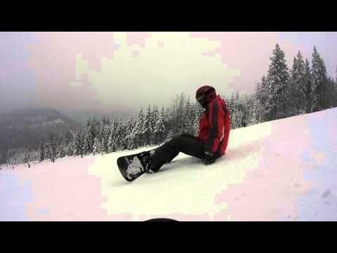 Snowboard Deštné