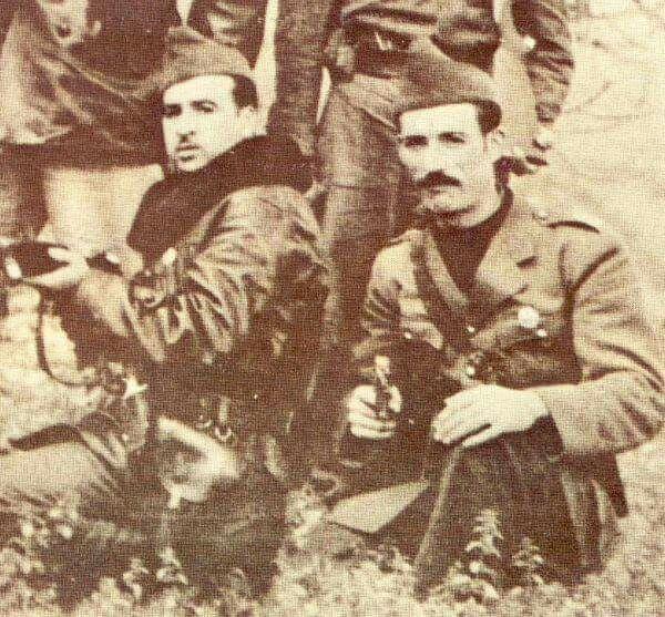 Krim Belkacem et Amirouche