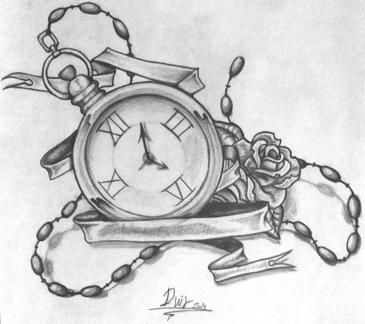 Sand clock tattoo designs  57 besten Clock Tattoo Sketches Bilder auf Pinterest | Tattoo ...