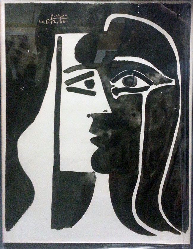 Pablo Picasso Tete Du Femme Available At Gallartcom