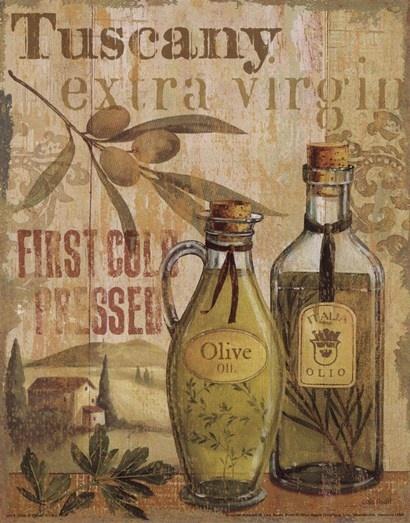 Olio di Oliva II by Lisa Audit art print