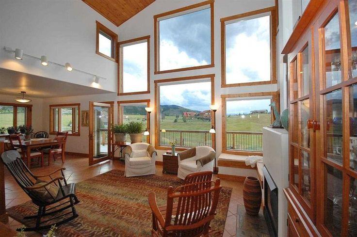 Taunya Fagan #Montana #Bozeman Homes in Gallatin Gateway