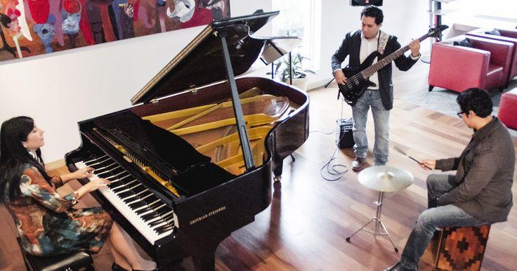 Ania Paz Trio participará en el Festival Internacional de Jazz de Valparaíso/Chile
