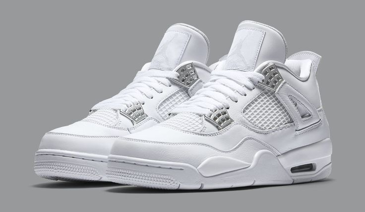 ": ""Pure Money"" Jordan 4s Available Now Finish Line​  Head Over To Da Jay Way & Follow My Link To Get 'Em  http://dajayway.com/pure-money-jordan-4s/   #affiliate #airjordan #jordan4 #puremoney #retro #nike :"