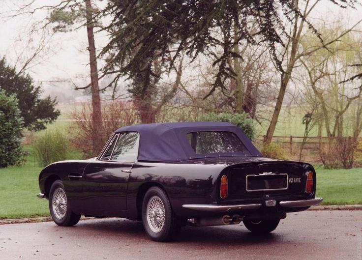 1966 Aston Martin DB6 Volante