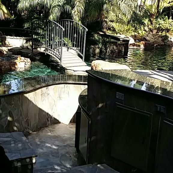 Is That A Backyard Pond For Sale In Carlsbad Ca For