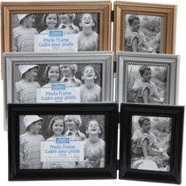 Elegant Dual Photo Frames