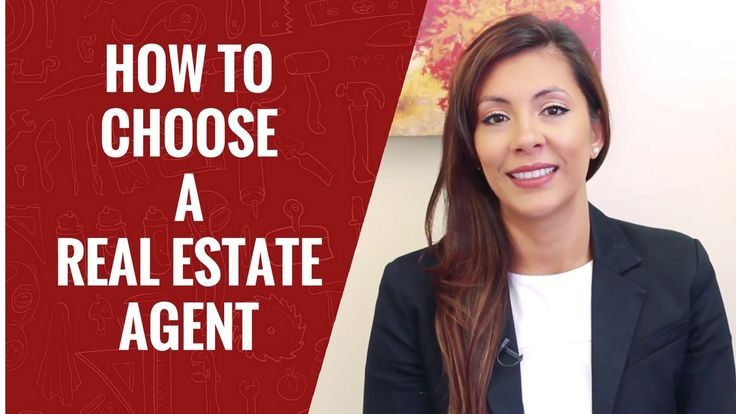 How to Choose a Real Estate Agent | Real Estate Tips | #Realestate