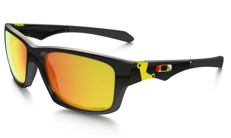 36f3d9833b702 Shop Oakley Jupiter Squared™ Valentino Rossi Signature Series in POLISHED  BLACK   FIRE IRIDIUM at