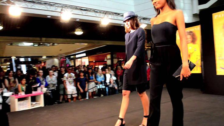 [VIDEO] Défilés Printemps/Été 2014 #Polygone_Montpellier