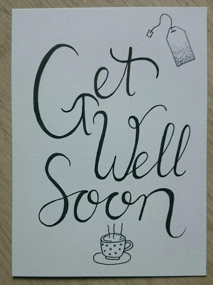 Gett well soon!