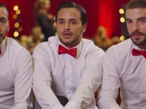 3 FRANCAIS EN TALON BLUFF LE JURY DE BRITAIN'S GO TALENT • Hellocoton.fr