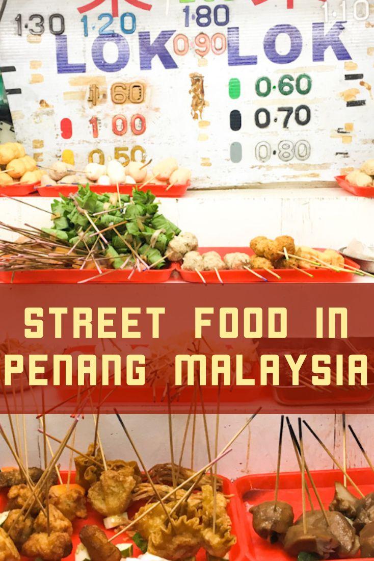 LOK LOK: the ultimate late night street food in Penang!