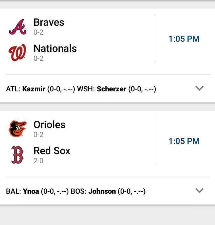 Juegos de las Grandes Ligas (MLB) hoy Domingo 25 Feb. Registrate en www.myapuesta.com como cliente online y recibes el bono de $1 en apuesta. #mlb #beisbol #nacionales #bravos #orioles #redsox