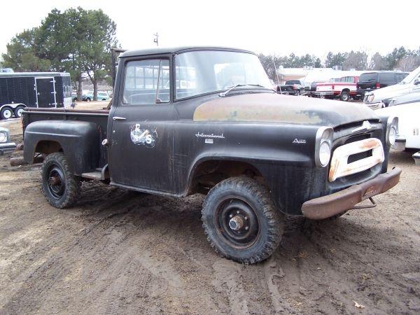 1958 International Harvester Pickup Craigslist Autos Post