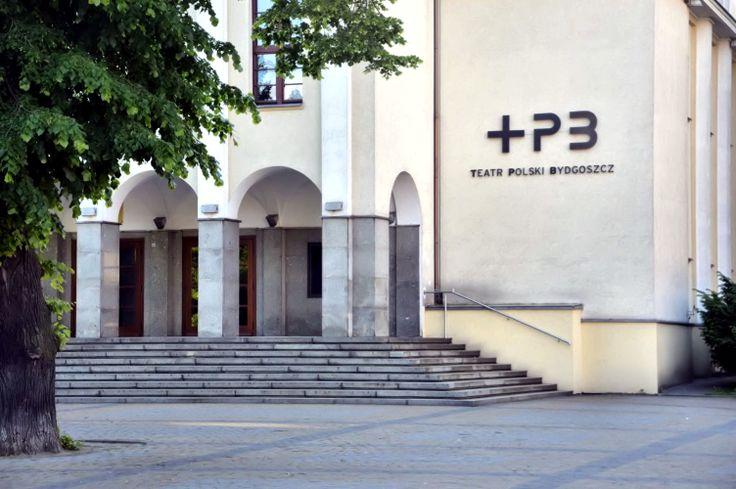 Polish Theatre - Teatr Polski, Bydgoszcz, Poland