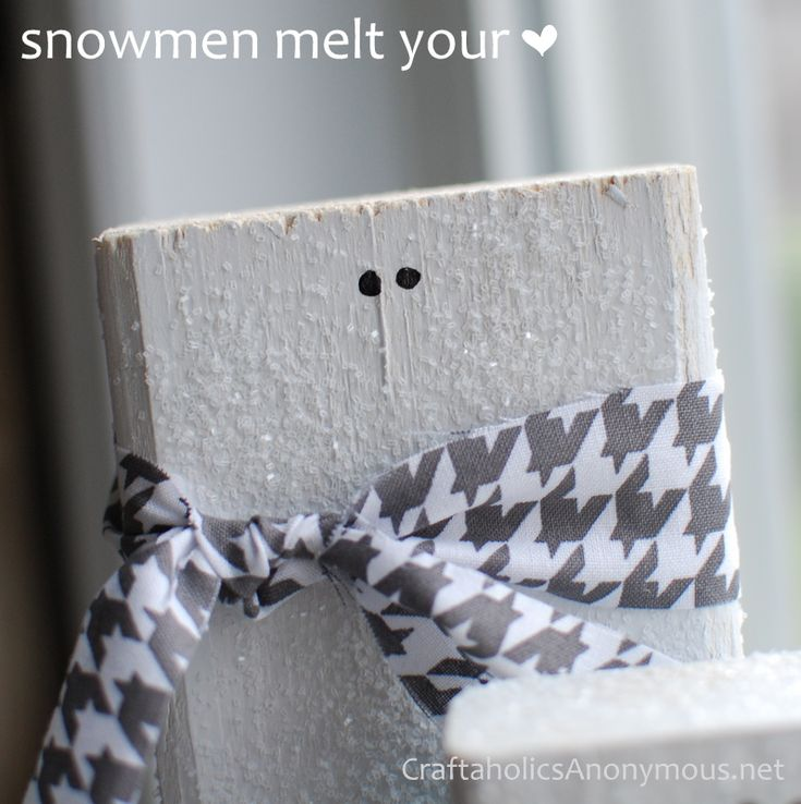 17 best ideas about wooden snowman crafts on pinterest wooden snowmen wood snowman and snowman - How to make a snowman out of wood planks ...