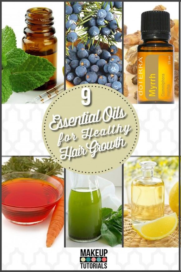 Best Essential Oils for Hair Growth by DIY Ready at http://diyready.com/guide-to-essential-oils/