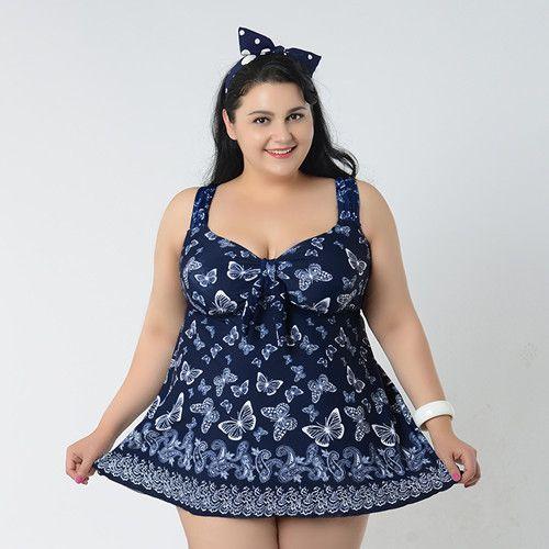 Dmart7dealNew Hot Sale Summer Style Sexy Swimsuit Plus Size Swimwear for Women 4XL to 8XL