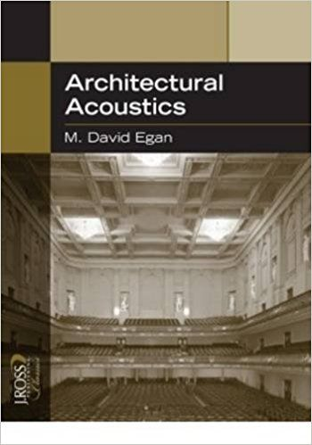 43 best ncarb architect license images on pinterest architectural acoustics j ross publishing classics m david egan 9781932159783 fandeluxe Image collections