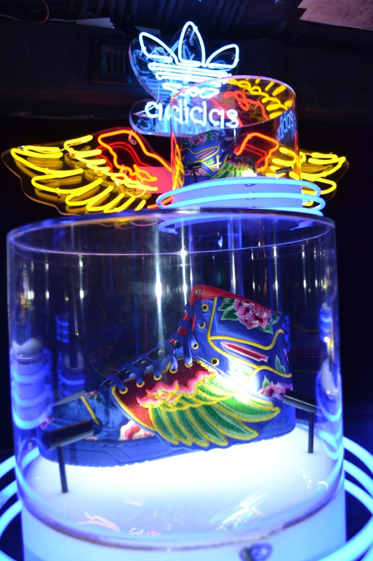The Chinese New Year kicks by none other than #jeremyscott #shoes