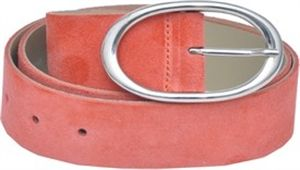 SHOPIT FRENCH CONNECTION SLINKY SUEDE SMALL BELT - FOR WOMEN (RAZZLE DAZZLE)