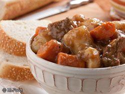 Mr. Food's Quick Pressure Cooker Beef Stew