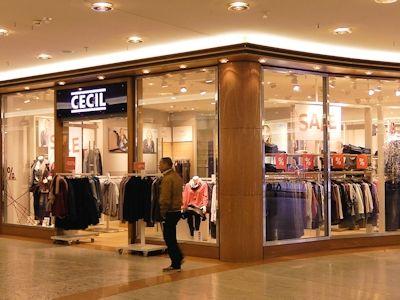 Epic CECIL Filiale Reutlingen Wilhelmstr M ller Galerie