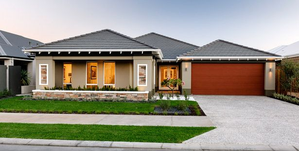 Affordable Living Home Designs: The Sundowner. Visit www.localbuilders.com.au/home_builders_perth.htm to find your ideal home design in Perth