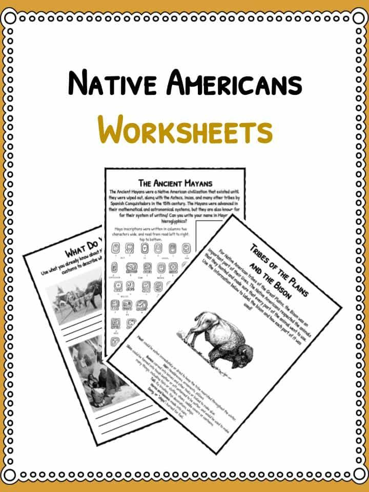 Native Americans are the people who were in North America, Central America, South America, and the Caribbean Islands when Europeans arrived. Christopher Columbus was travelling...