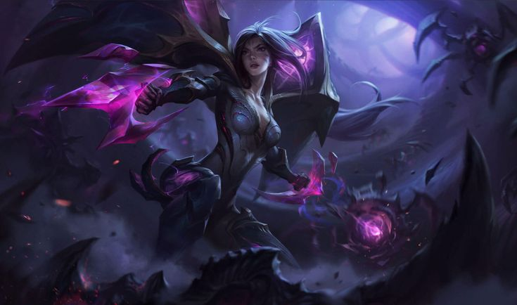 New League of Legends Champion Revealed: Kai'Sa, Daughter of the Void