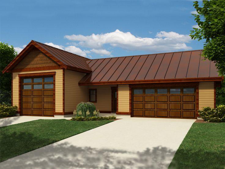 13 best Home Detached Garage images – Detached Garage Workshop Plans