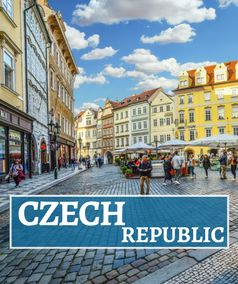 Czech Republic Inspiration Guides - tourist attractions like Prague, bucket list, travel tips, best places, and things to do in Czech Republic