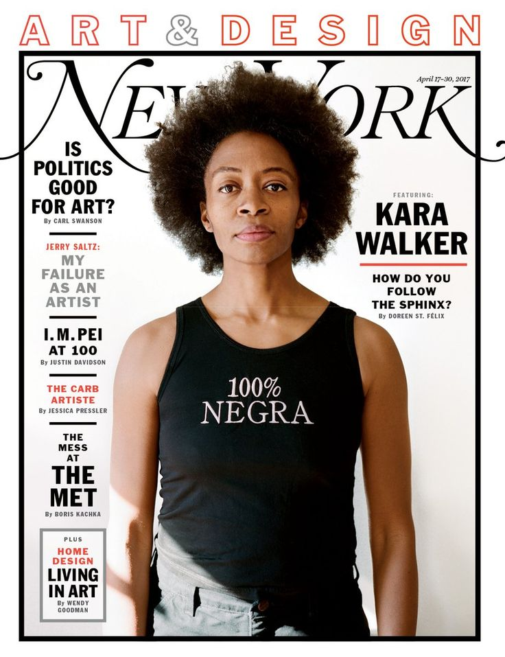 kara walker Funding kara walker: my complement, my enemy, my oppressor, my love is made possible by generous support from the henry luce foundation, the.