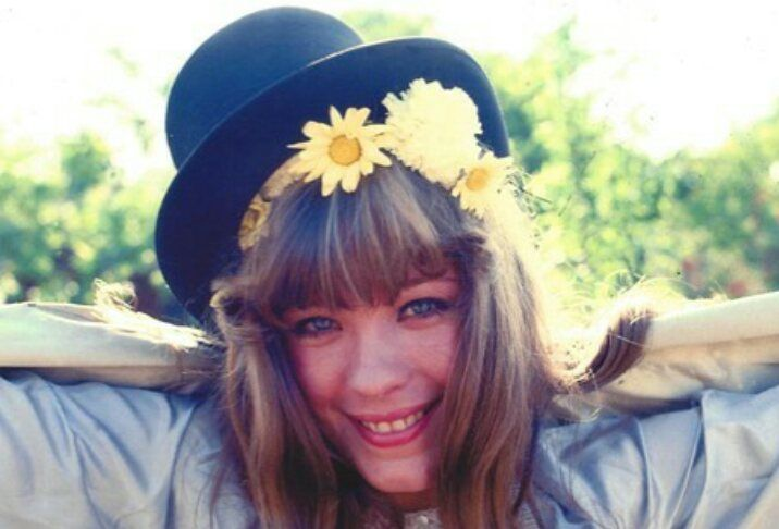 """Pamela Des Barres.  """" She had the whole show and that's a natural fact """""""
