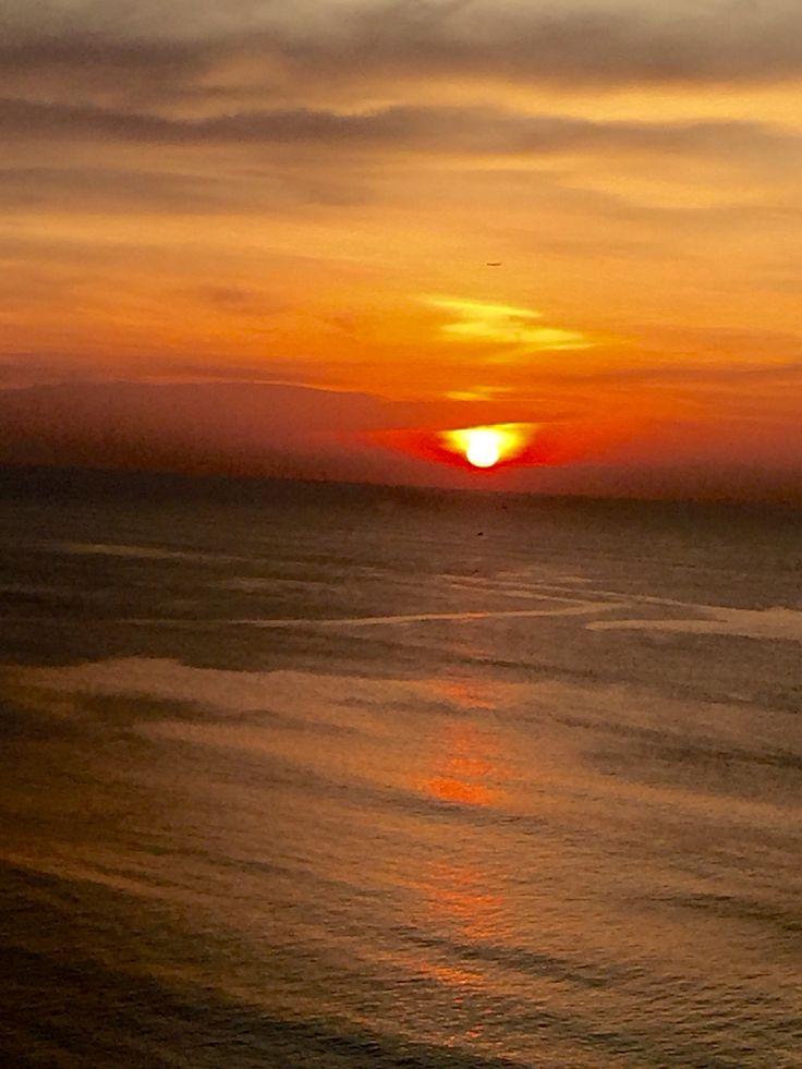 Bello amanecer Panameño!!