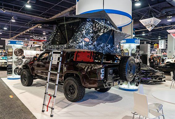Realtruck S Take On The 2018 Sema Show Highlights Blog