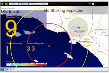The California Earthquake Early Warning System advances beyond the California Senate Governmental Organization Committee, now on to the full senate. http://www.livescience.com/28581-california-earthquake-early-warning-bill.html
