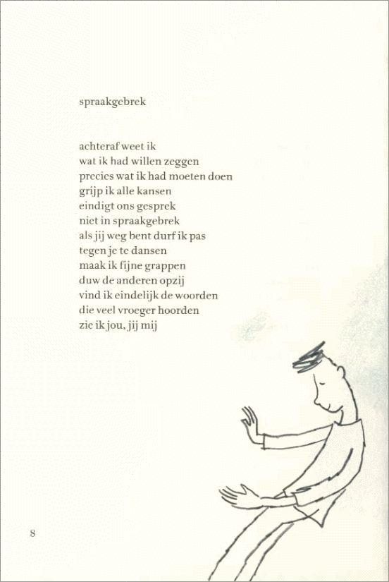 Spraakgebrek | Ik Schilder Je In Woorden, Hans Hagen | Ilustratie Willemien Min