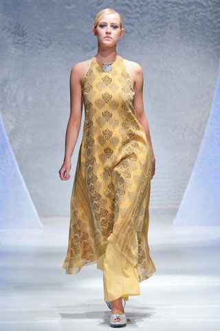 Lala Textiles Summer Collection at Pakistan Fashion Week London 2012