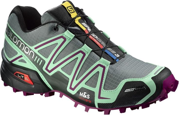 The Top 7 Shoes for Plantar Fasciitis includes the Salomon Speedcross 3 CS W
