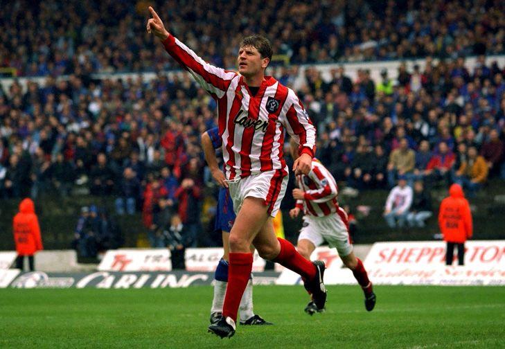 Glyn Hodges Sheffield United
